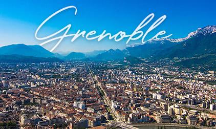Grenoble Deux pizzerias Basilic & Co au centre-ville !