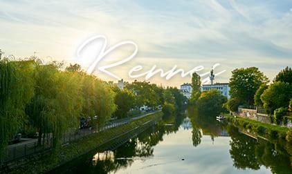 Rennes Deux pizzerias Basilic & Co au centre-ville !