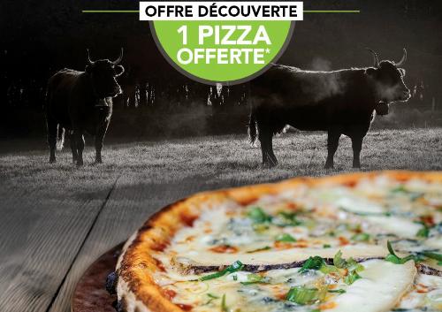 Basilic & Co offre découverte 1 pizza offerte carte printemps-été 2020