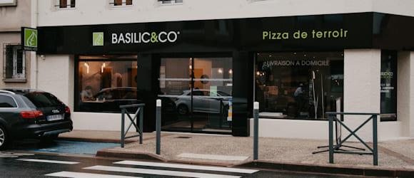 Façade du restaurant Basilic & Co Albi (Teyssier)