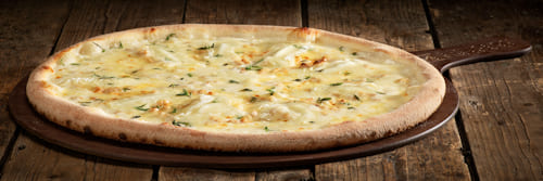 Pizza Alzou Basilic & Co