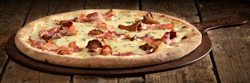 Pizza Pyrénéenne Basilic & Co