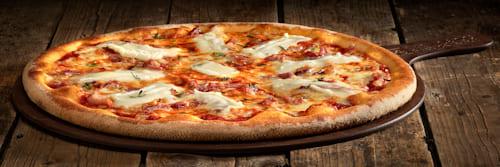 Pizza Rocamadour Basilic & Co