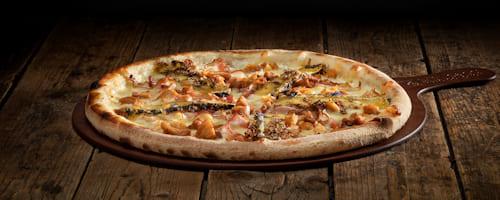 Pizza Bournette Basilic & Co