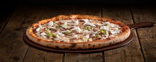 Pizza Estivale Basilic & Co
