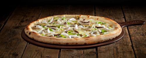 Pizza Fleurie Basilic & Co