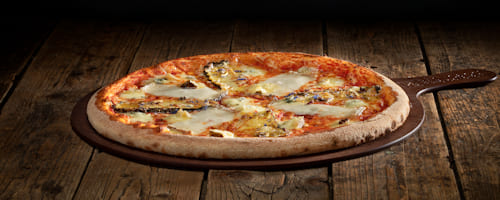 Pizza Vercors Basilic & Co