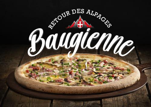 Offre de rentrée pizza Baugienne Basilic & Co