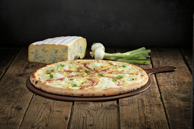 Recette de pizza Vercouline