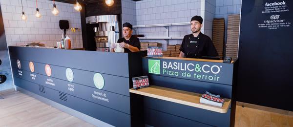 Basilic & Co Nice (Pastorelli)